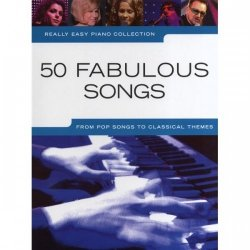 Wise Publications 50 fabulous songs
