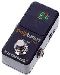 Tc Electronic Polytune 2 Mini Noir tuner polifoniczny