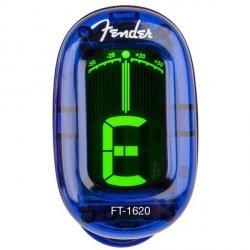 Fender FT-1620 BLU niebieski tuner chromatyczny