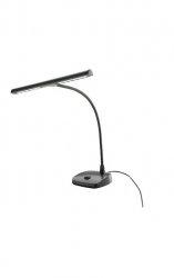Konig & Mayer 12297-000-55 Lampka LED Stojąca Czarna