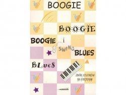 CRESCENDO BOOGIE BLUES fortepian Bruce Biskupska