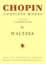 Walce, CW na fortepian      Fryderyk Chopin