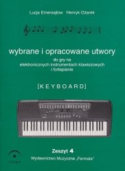 Fermata Wybrane utwory na keyboard cz 4