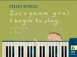 Zaczynam grać na fortepianie