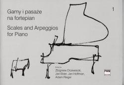 Gamy i pasaże na fortepian z.1     Zbigniew Drzewiecki     Jan Ekier     Jan Hoffman     Adam Rieger