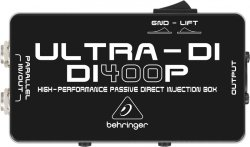 BEHRINGER Pro ULTRA-DI DI400P