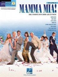 Hal Leonard Mamma Mia! utwory grupy ABBA