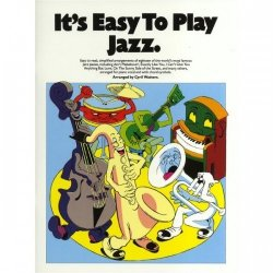 Wise Publications  IT'S EASY TO PLAY JAZZ