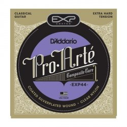 D'Addario EXP44 - EXP Classical, ekstra twardy naciąg