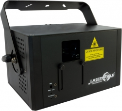 Laserworld CS1000 RGB MK2 laser