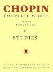 PWM Chopin complete works  II etiudy