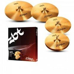 Zildjian ZBT 5 Box Set ZBTP390-A zestaw talerzy