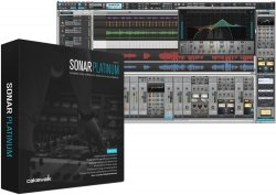 SONAR Platinum - oprogramowanie DAW