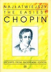 Najłatwiejszy Chopin na fortepian      Fryderyk Chopin