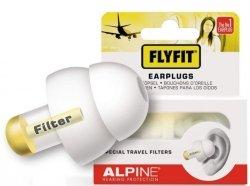 Alpine FlyFit zatyczki do uszu stopery