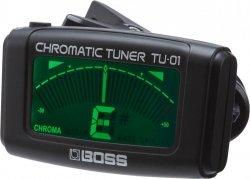 BOSS TU-01 tuner nagłówkowy