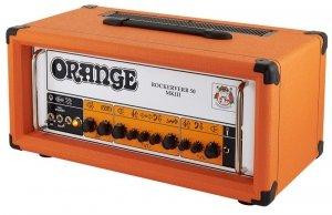 Orange RockerVerb 50 head mk III