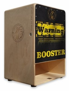 AW CAJON SP12B30 Bass Warning Booster