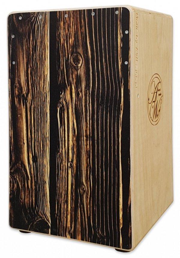 AW Cajon Dwustronny sprężynowy SP10B25DB Old Wood