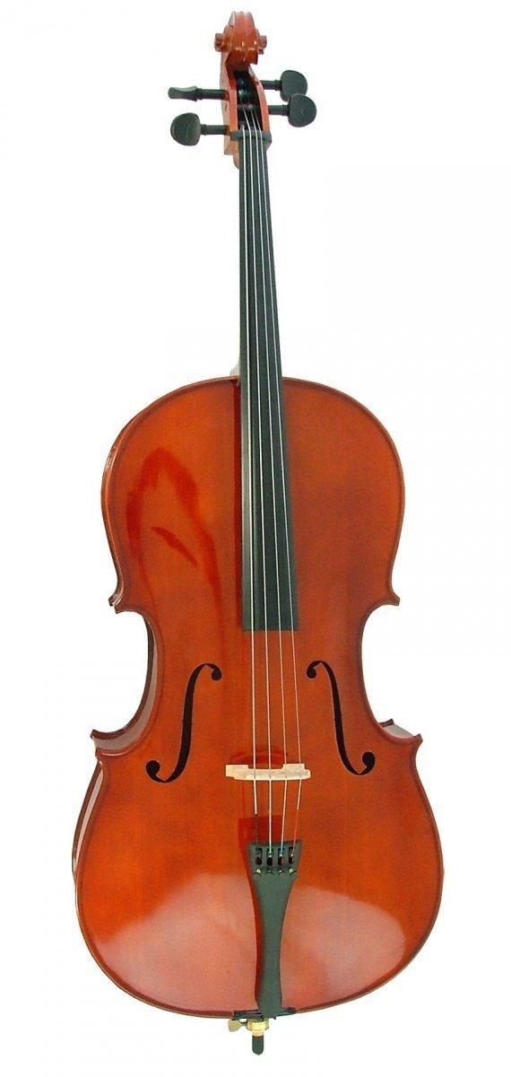 Everplay BG609M wiolonczela 1/2 dla początkujących KPL