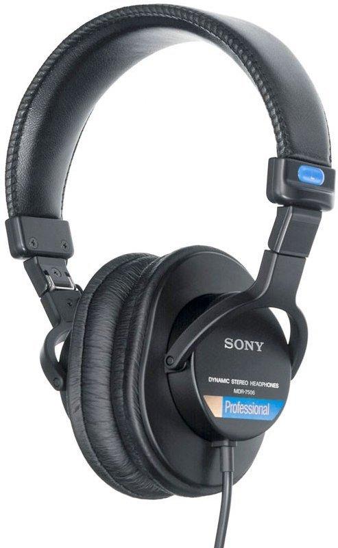 SONY MDR -7506 studyjne słuchawki dynamiczne
