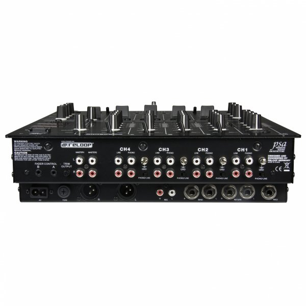 Reloop RMX-40 DSP BlackFire
