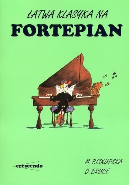 CRESCENDO Łatwa klasyka na fortepian