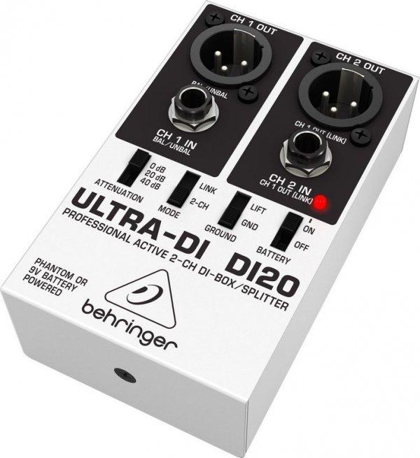 BEHRINGER Pro ULTRA-DI DI20