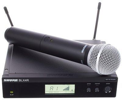 SHURE BLX24RE/PG58 system bezprzewodowy z mikrofonem PG58