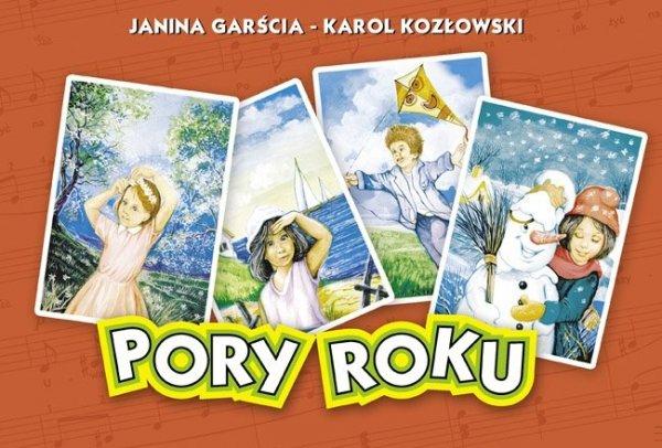 Śpiewnik dla dzieci Pory Roku J. Garścia K. Kozłowski
