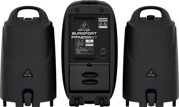 Behringer EUROPORT PPA2000BT - przenośny system nagłosnieniowy