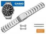 CASIO EFR-546D EFR-546C EFR-546L oryginalna bransoleta 22 mm