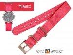 TIMEX T2N834 oryginalny pasek 16 mm