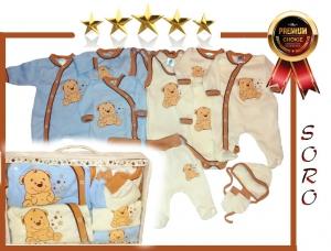 Wyprawka- ubranka dla Chłopca- 14 elementów