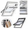 Velux dachfenster glu 0061 3 fach verglasung uw 1 1 - Dachfenster 3 fach verglasung ...