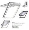 Velux dachfenster gpu 0068 kunststoff klapp schwingfenster 3 fach standard verglasung uw 1 1 - Dachfenster 3 fach verglasung ...