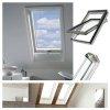 Dachfenster fakro ftu v u4 3 fach verglasung - Dachfenster 3 fach verglasung ...