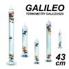 Termometr Galileusza 43 cm TFA 18.1007 GALILEO duży kolorowy