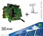 Sterownik solar tracker optyczny Edap ST103 paneli słonecznych na podstawie pozycji słońca