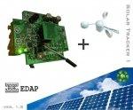Sterownik solar tracker optyczny Edap ST102 paneli słonecznych na podstawie pozycji słońca