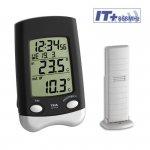 Termometr bezprzewodowy TFA 30.3016.01 WAVE z czujnikiem zewnętrznym błyskawiczna transmisja