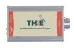 Termohigrometr internetowy Papouch TH2E Modbus TCP, Ethernet, LAN, IP