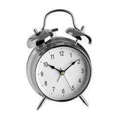 Budzik biurkowy TFA 98.1043 NOSTALGIA zegar wskazówkowy klasyczny