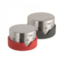Minutnik mechaniczny TFA 38.1027 DOT tradycyjny