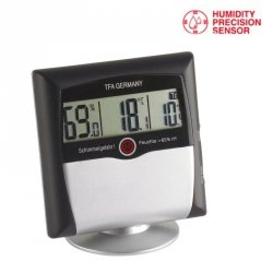 Termohigrometr domowy TFA 30.5011 KLIMA CONTROL elektroniczny wewnętrzny