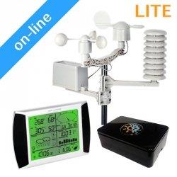 Stacja meteorologiczna internetowa on-line e4weather LITE