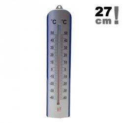 Termometr zewnętrzny Viking 02268 cieczowy ścienny 270 mm