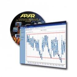 Oprogramowanie ARSoft-WZ3 do do archiwizacji i prezentacji graficznej danych pomiarowych z rejestratorów APAR