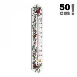 Termometr zewnętrzny TFA 12.3040 cieczowy ścienny duży 500 mm