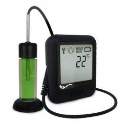 Rejestrator temperatury do szczepionek internetowy Corintech EL-WiFi-TP+PROBE-G data logger WiFi, IP, Ethernet z sondą termistorową